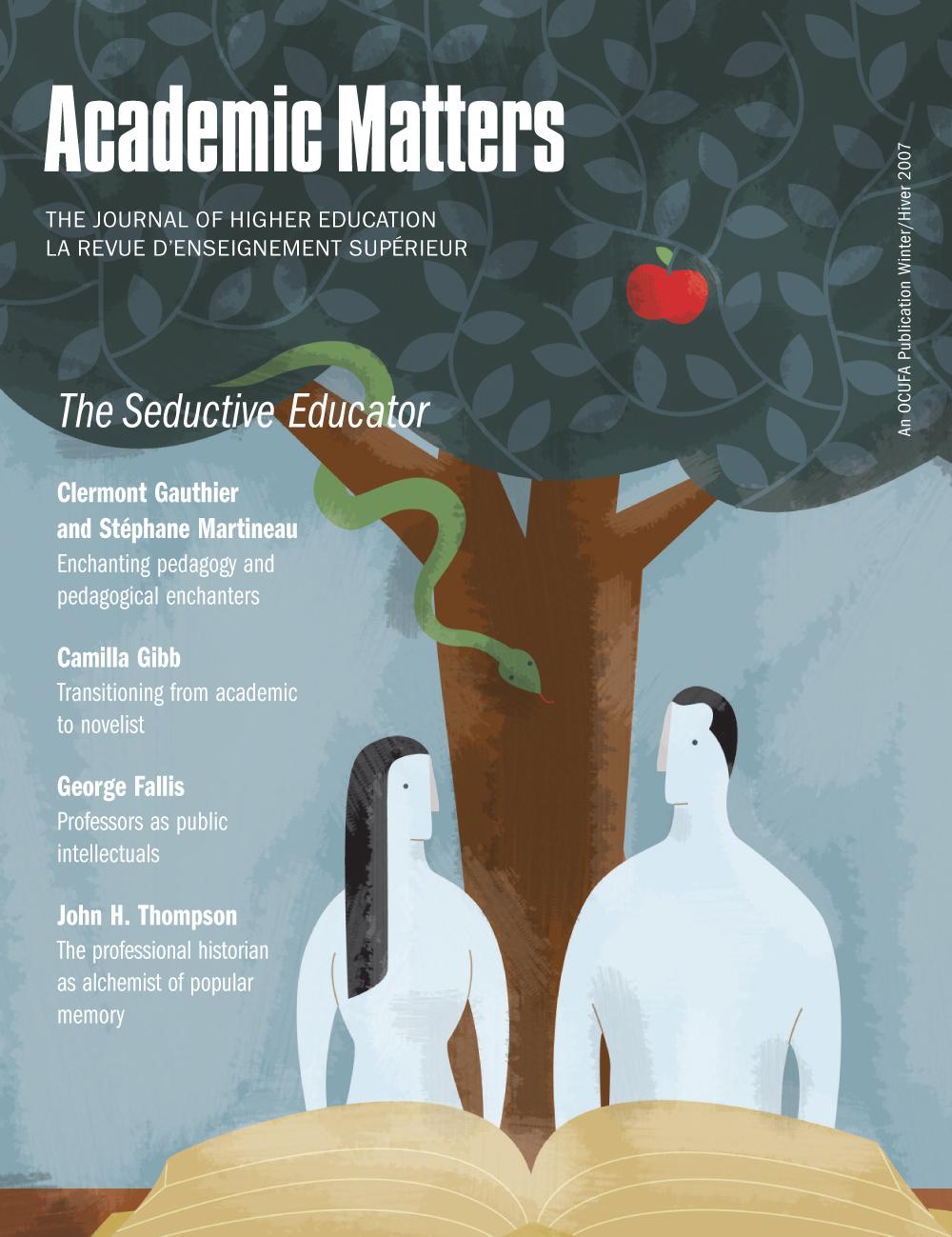 Academic Matters - Winter 2007