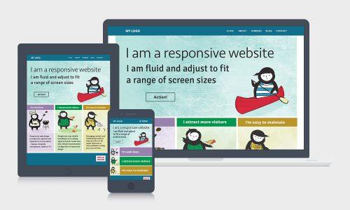 Responsive-website-example