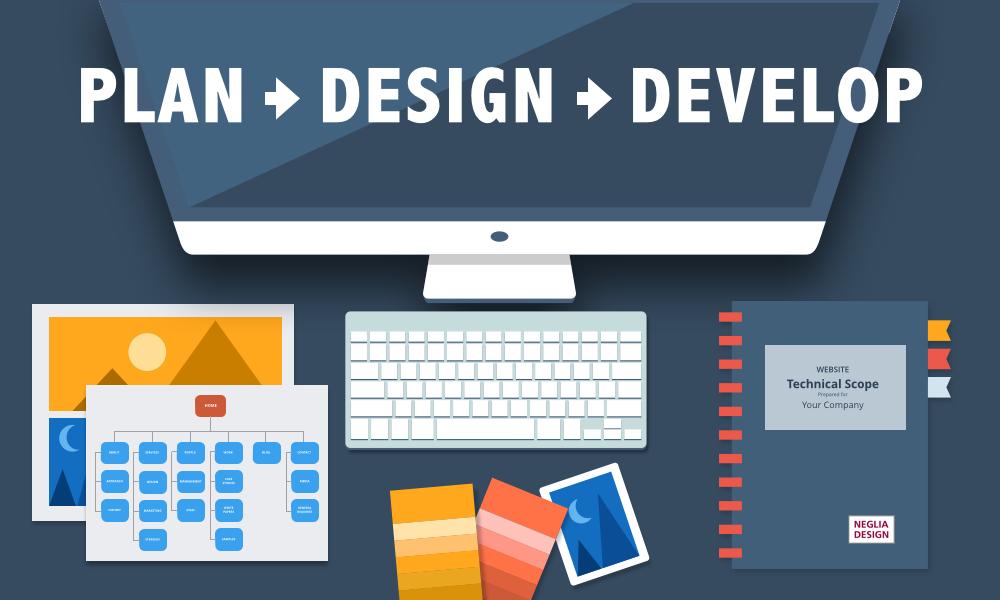 Step-by-Step Guide to the Website Development Process | Neglia Design