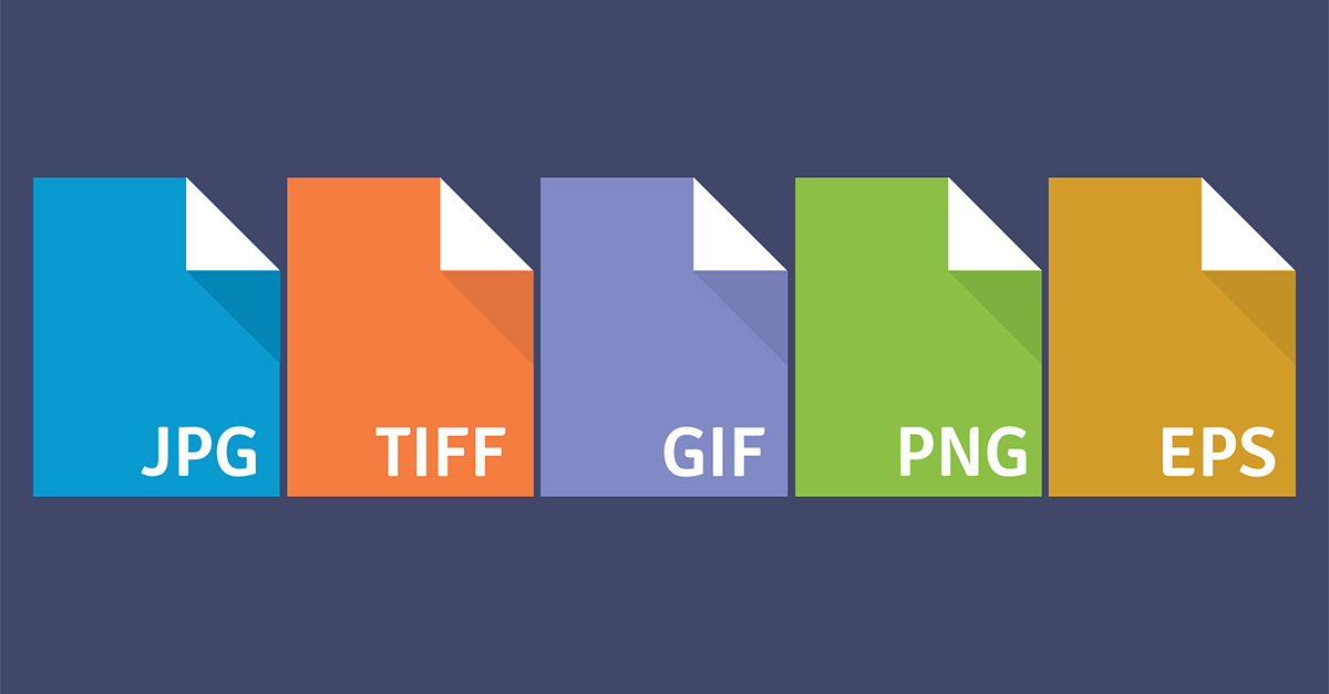 What\u0027s the difference between a JPEG and PNG, GIF, TIFF and EPS