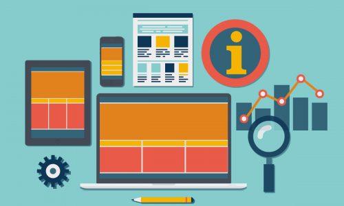website trends graphic